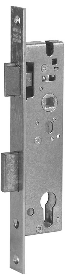 Mechanische beveiliging: Sloten